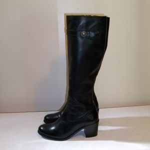 Frye Malorie Button Tall Boot
